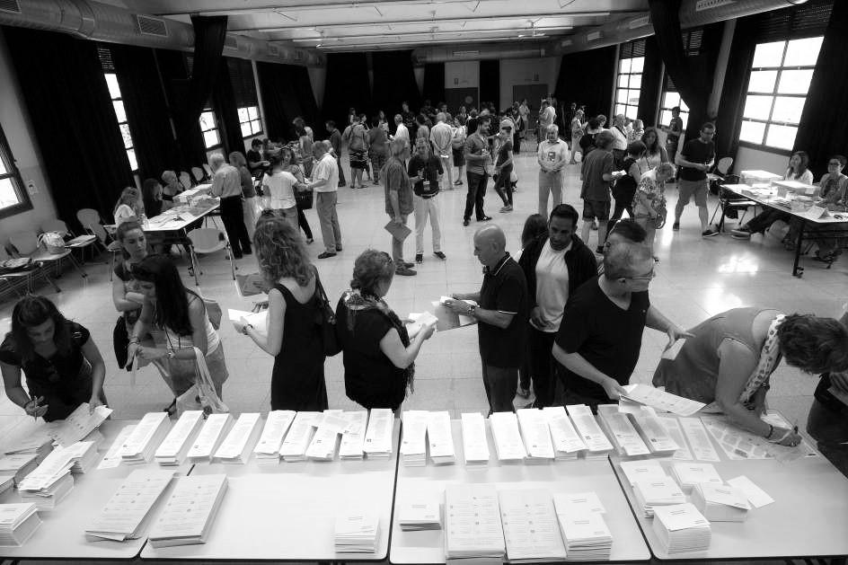 Elecciones 2016 Agencia Efe